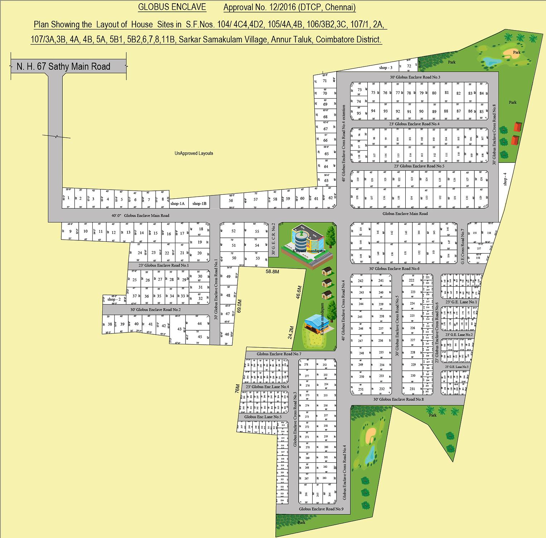 enclave-layout