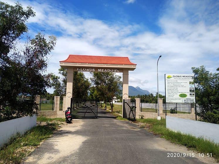 Globus Meadows Entrance 1